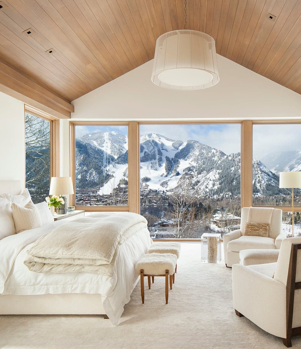 Ski Chalet Interior Design 29 wondrous winter homes & ski chalets | the study